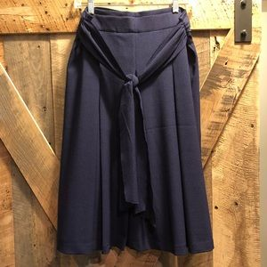 Dark purple Ann Taylor skirt